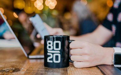 A siker titka: a mágikus 80-20 szabály